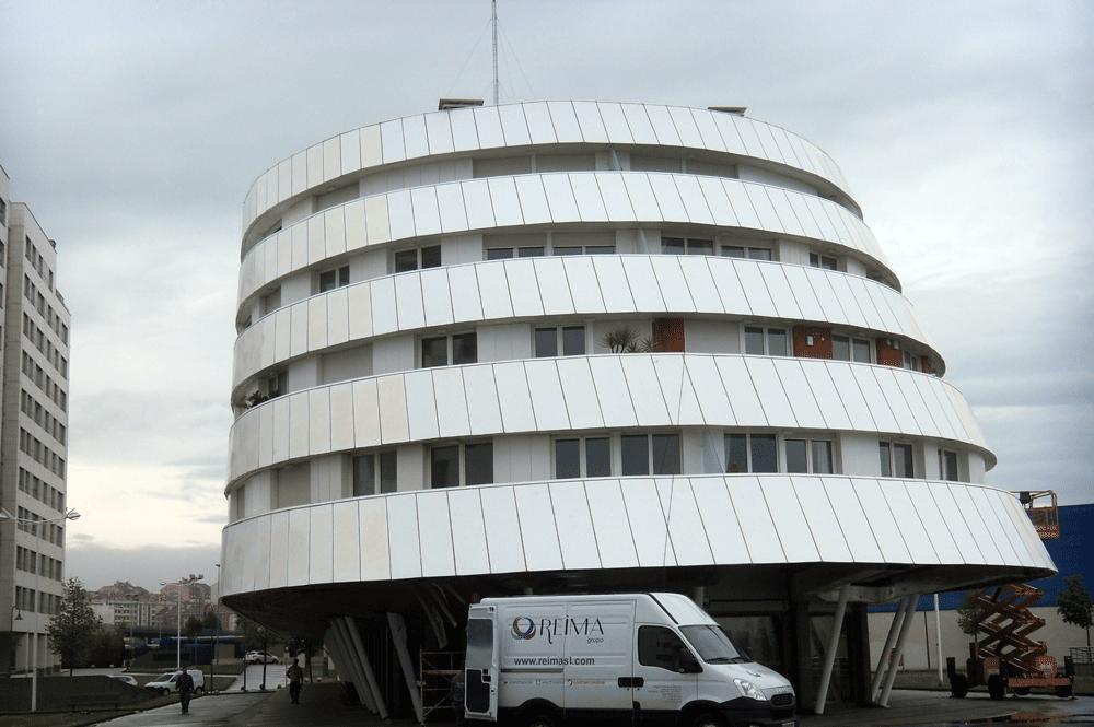 Edificio Gaviota Gijón